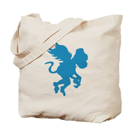 Flying Monkey Tote Bag