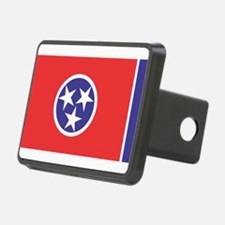Tennessee State Flag Hitch Cover