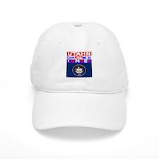 utahanromneyflag.png Baseball Cap
