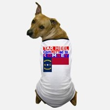 tarheelromneyflag.png Dog T-Shirt