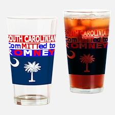 southcarolinaromneyflag.png Drinking Glass