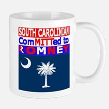 southcarolinaromneyflag.png Mug