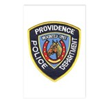 Providence Mounted Police Postcards (Package of 8)