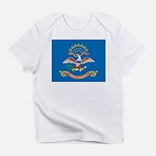 North Dakota State Flag Infant T-Shirt