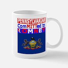 pennsylvaniaromneyflag.png Mug