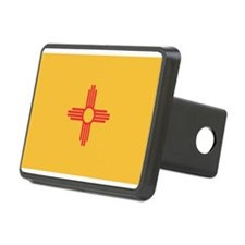 New Mexico State Flag Hitch Cover