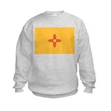 New Mexico State Flag Sweatshirt
