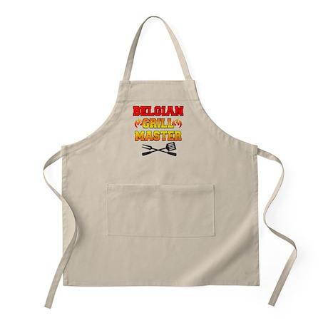 Belgian Grill Master Apron