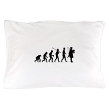 Bagpiper Pillow Case