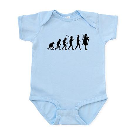 Bagpiper Infant Bodysuit