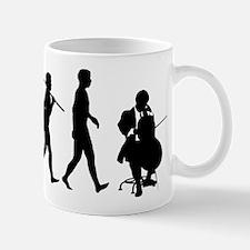 Cello Player Small Small Mug
