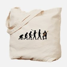 Classical Guitar Tote Bag