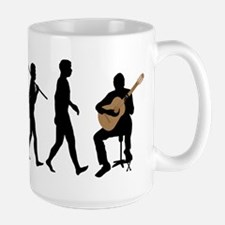 Classical Guitar Large Mug