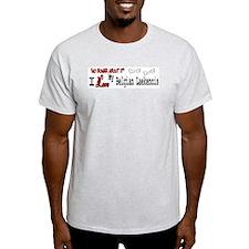 NB_Belgian Laekenois Ash Grey T-Shirt