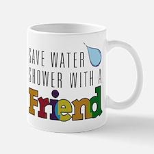 Shower with a Friend Mug