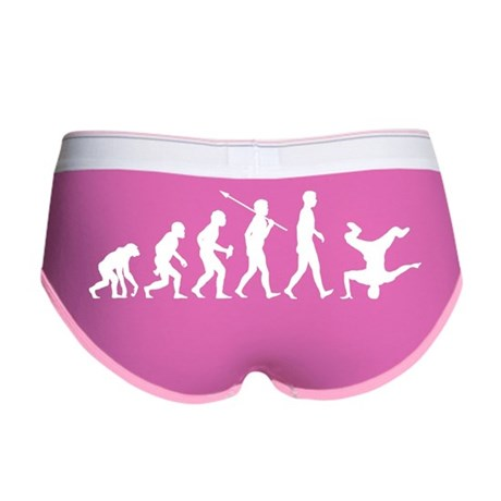 Breakdance Women's Boy Brief