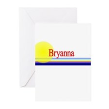 Bryanna Greeting Cards (Pk of 10)