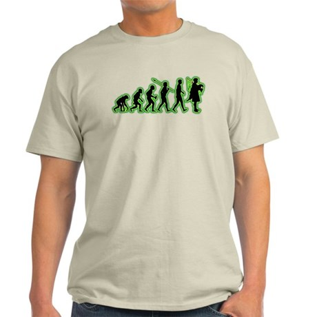 Bagpiper Light T-Shirt