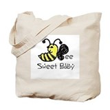 Bee tote Canvas Totes