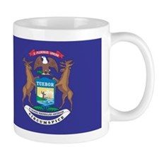 Michigan State Flag Mug