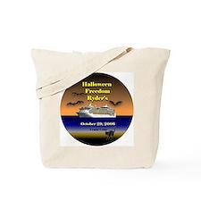Freedom of the Seas Halloween cruise 2006 Tote Bag