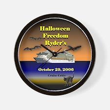 Freedom of the Seas Halloween cruise 2006 Wall Clo