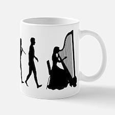 Harp Player Mug