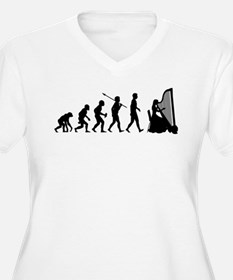 Harp Player T-Shirt