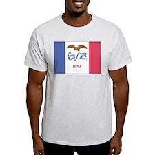 Iowa State Flag T-Shirt