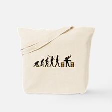 Disc Jockey Tote Bag