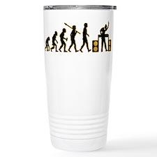 Disc Jockey Travel Mug