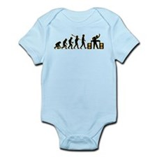 Disc Jockey Infant Bodysuit