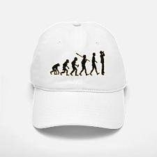 Harmonica Player Baseball Baseball Cap