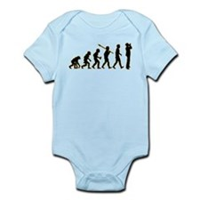 Harmonica Player Infant Bodysuit