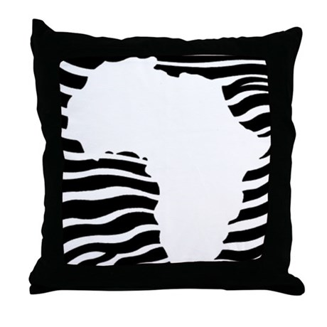Motherland Throw Pillow