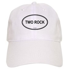 Two Rock oval Baseball Cap