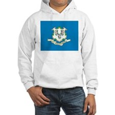 Connecticut State Flag Hoodie