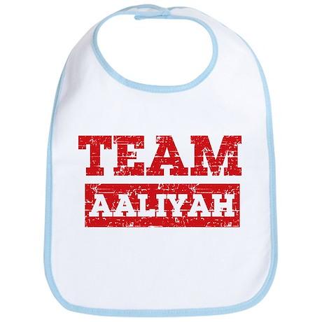 Team Aaliyah Bib