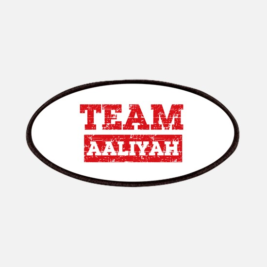 Team Aaliyah Patches