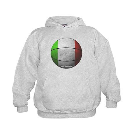 Italian Basketball Kids Hoodie
