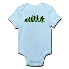 Keyboardist Infant Bodysuit
