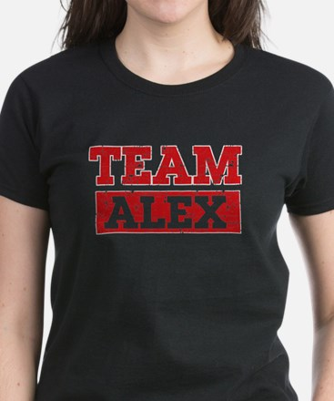 Team Alex Women's Dark T-Shirt