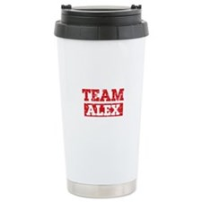 Team Alex Travel Mug