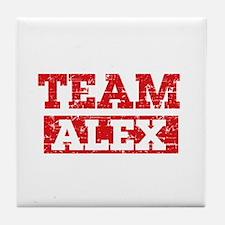 Team Alex Tile Coaster