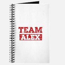 Team Alex Journal