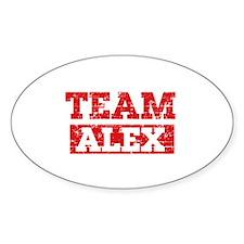 Team Alex Decal