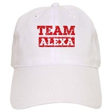 Team Alexa Baseball Cap