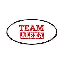 Team Alexa Patches