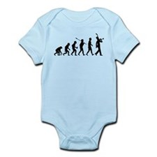 Trumpet Player Infant Bodysuit