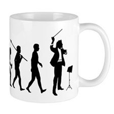 Music Conductor Small Mug